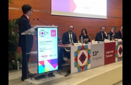 13° congresso regionale Legacoop Toscana
