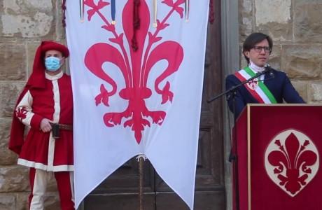 25 aprile 2020: la Cerimonia a Firenze nel periodo del Coronavirus
