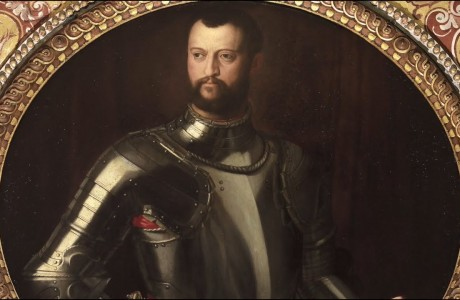 500 anni per Cosimo de' Medici, apertura straordinaria della sala di Cosimo in Palazzo Vecchio