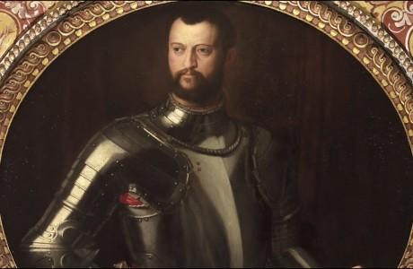 500 anni per Cosimo de' Medici, apertura straordinaria della sala di Cosimo in Palazzo Vecchio