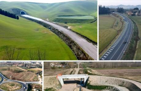 SR 429 di Valdelsa DRONE