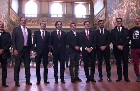 A Firenze il coordinamento Anci dei sindaci delle Città Metropolitane