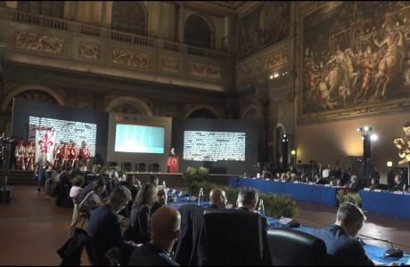 A Firenze la prima conferenza delle capitali europee della cultura