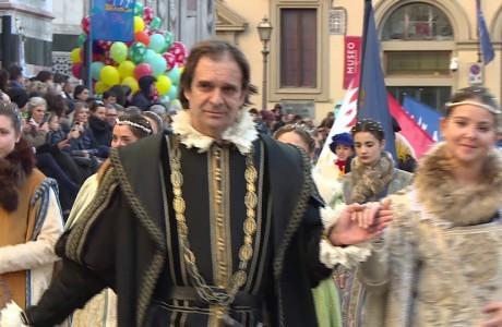 A Firenze la XXIV edizione della Cavalcata dei Magi