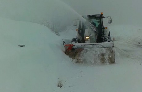 Allerta meteo arancione per neve in Alto Mugello