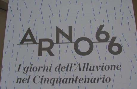 """""""Arno 66″: videoinstallazione in Palazzo Medici Riccardi"""