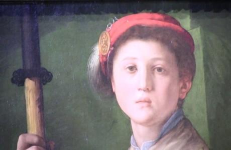 Arte, l'alabardiere del Pontormo a Firenze dopo quasi 30 anni