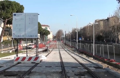 Aspettando #tramviaFI: #girocantieri n° 1