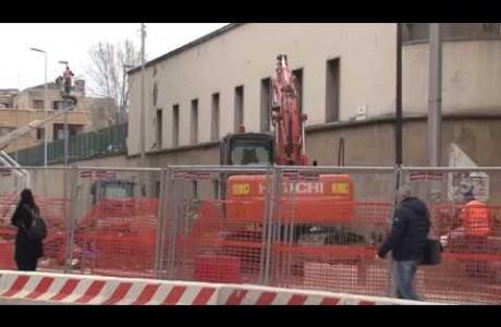 Aspettando #tramviaFI: #girocantieri n° 2