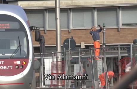 Aspettando #tramviaFI: #girocantieri n° 16