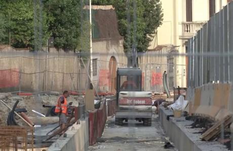 Aspettando #tramviaFI: #girocantieri n° 11