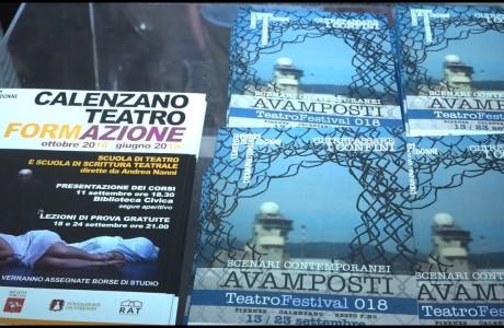 Avamposti teatro festival 2018