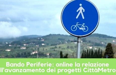 Bando Periferie: monitoraggio sull'avanzamento dei progetti Metrocittà Firenze