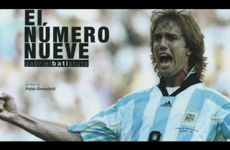 Batistuta è… El numero nueve