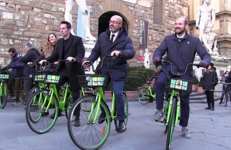 Bike sharing Firenze, tutto quello che c'è da sapere su Gobee.Bike