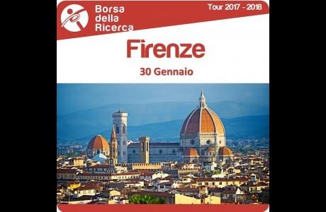 Borsa della Ricerca in tour a Firenze