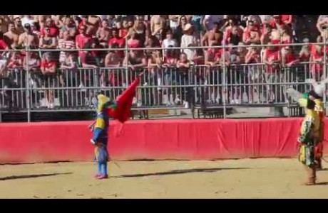 Calcio Storico 2019: la finale è dei Rossi
