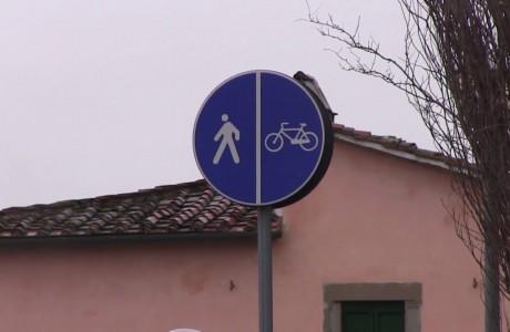 Calenzano, capoluogo e stazione più vicine grazie alla nuova pista ciclabile