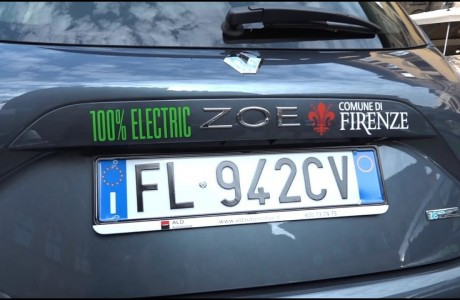 Car-sharing in Florence