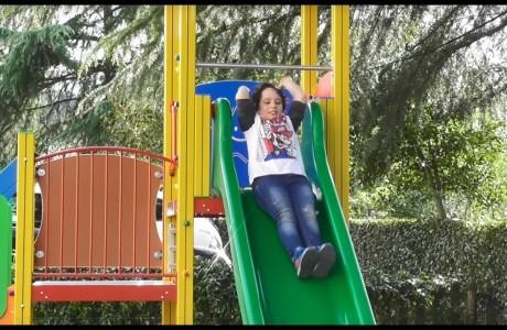 Casa Don Lelio Lastra a Signa, il nuovo parco giochi