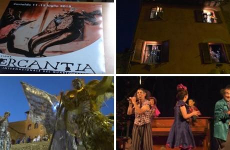 Certaldo, Mercantia 2018 dall'11 al 15 luglio
