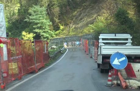 Chiusura della Sp 306 Casolana-Riolese