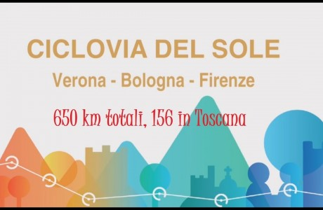 Ciclovia del Sole, presentato il progetto del tratto Verona-Bologna-Firenze