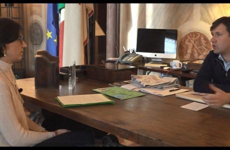 Città Metropolitana di Firenze, intervista di fine anno con Dario Nardella
