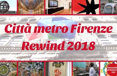 Città metropolitana di Firenze – Rewind 2018