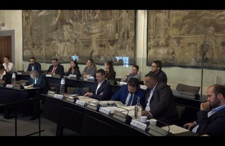 Consiglio metropolitano, approvati importanti atti sulla mobilità