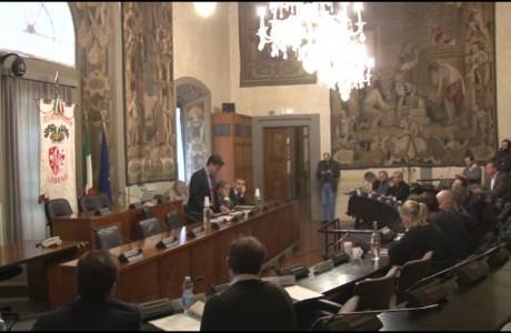 Consiglio metropolitano di Firenze il 21 febbraio 2018
