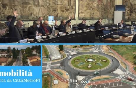 Consiglio Metropolitano, importanti novità in tema di mobilità