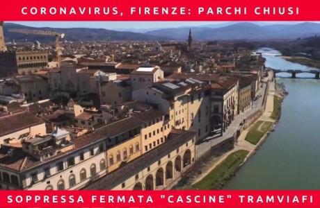 Coronavirus e trasporti, tramvia e Ataf a Firenze