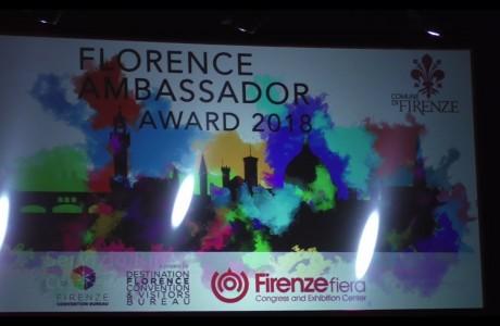 Cultura, premiati gli Ambasciatori di Firenze Città metropolitana
