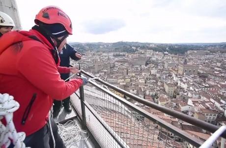 Cupola Brunelleschi Firenze, così non l'hai mai vista