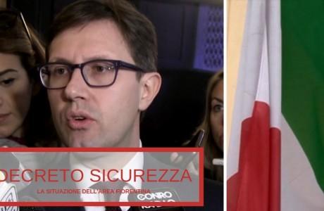 Decreto sicurezza, la situazione di Firenze