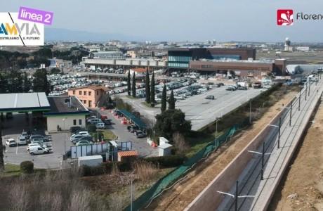 DRONE | Aspettando #tramviaFI: #girocantieri n° 25