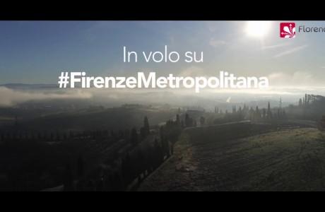 DRONE | Da Cerreto Guidi a Vinci lungo la Romea Strata