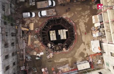 DRONE | Dentro Sant'Orsola Firenze / 2020