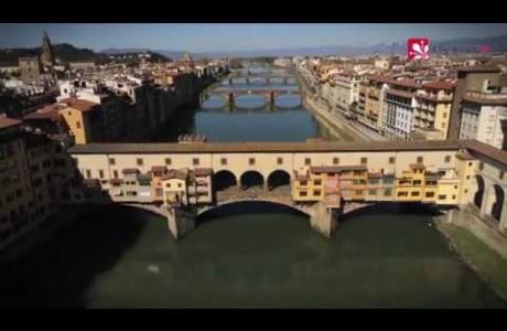 DRONE | Firenze deserta Coronavirus: focus sui monumenti del centro storico