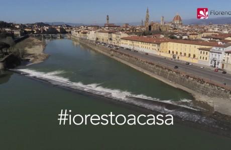 DRONE | Firenze nei giorni del Coronavirus