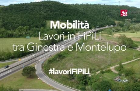 DRONE | Il nuovo cantiere sulla FiPiLi