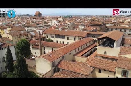 Drone | L'Istituto degli Innocenti visto dal cielo!