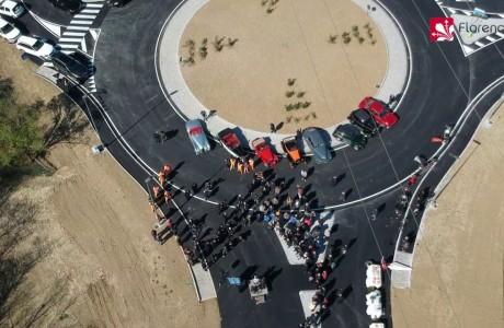 DRONE | Nuova Circonvallazione Sud a Empoli