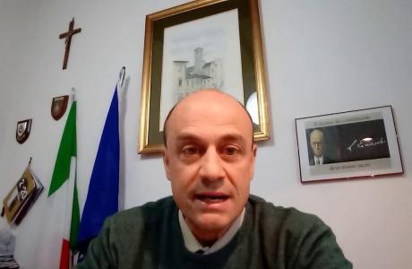 EMERGENZA SANITARIA CORONAVIRUS: videomessaggio di Gian Piero Moschetti