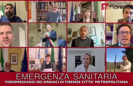 EMERGENZA SANITARIA CORONAVIRUS: i messaggi di Sindaci e Sindache dell'area metro fiorentina