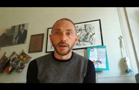 EMERGENZA SANITARIA CORONAVIRUS: videomessaggio di Emiliano Fossi