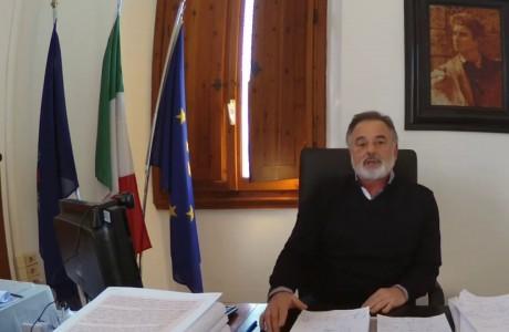 EMERGENZA SANITARIA CORONAVIRUS: videomessaggio di Riccardo Prestini