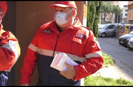 EMERGENZA SANITARIA CORONAVIRUS: circa 900mila mascherine distribuite gratuitamente a Firenze