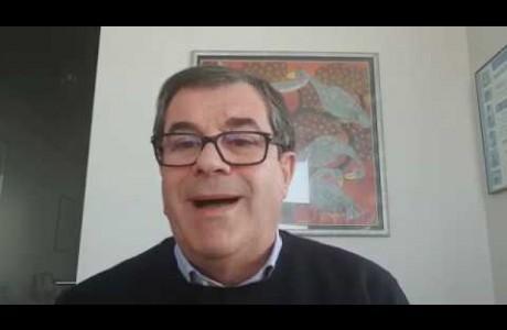EMERGENZA SANITARIA CORONAVIRUS: videomessaggio di Stefano Giorgetti